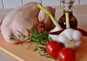 鶏肉が本格的に食用になったのはいつ?